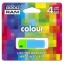 USB Flash GoodDrive 4G Colour Mix Retail 9 Wsyf