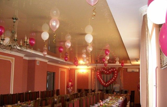 Оформлення весілля в ресторані