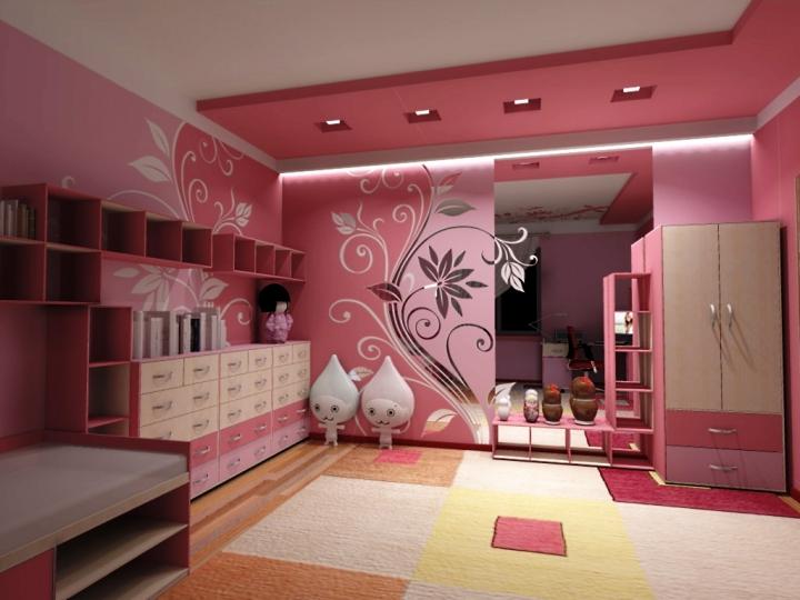 Інтер єр дитячої кімнати м київ